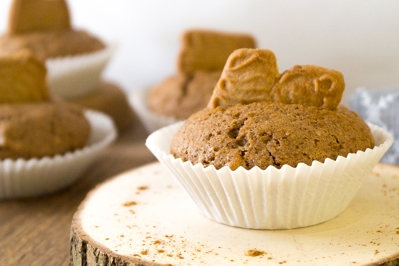 winterliche spekulatius muffins rezept ricemilkmaid. Black Bedroom Furniture Sets. Home Design Ideas