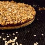 Himbeer-Chia-Streuselkuchen, extrem gesund und vegan | Ricemilkmaid Blog