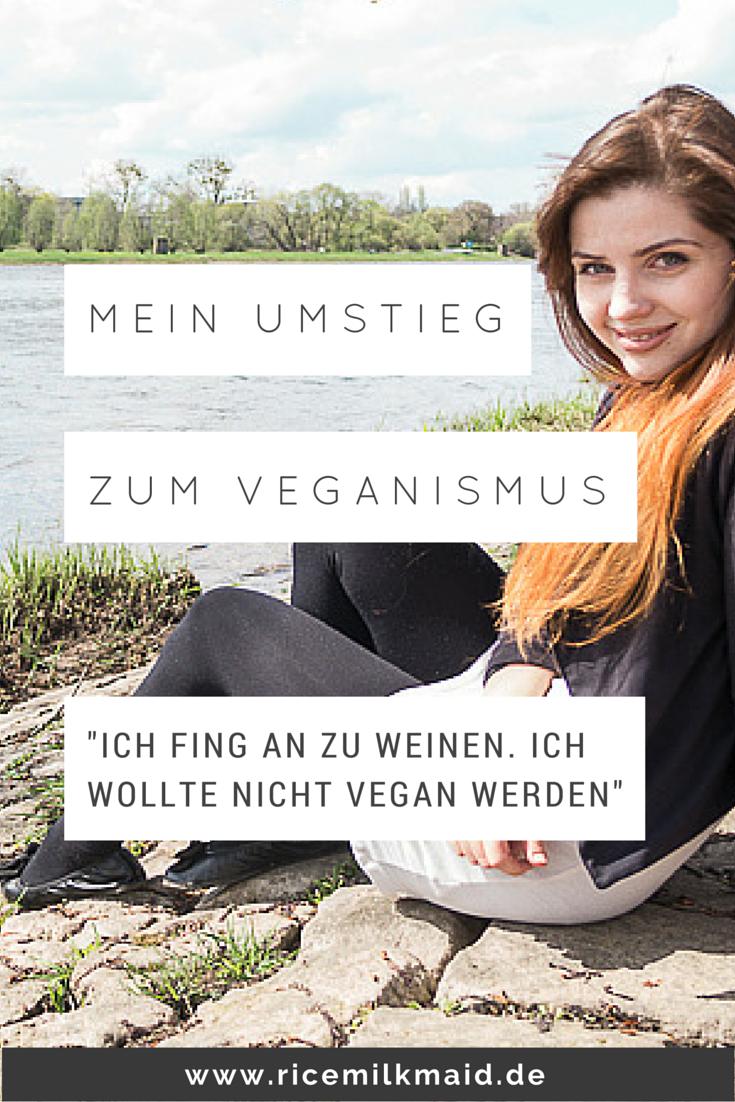 Mein Umstieg zum Veganismus war lange und kräftezehrend. Doch heute weiß ich: Vegan werden war die beste Entscheidung, die ich treffen konnte. Klick dich zum Blog und erfahre meine Geschichte.