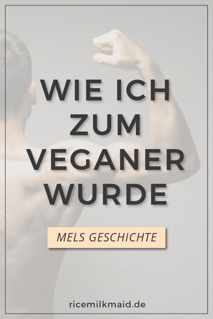 Vom fleisch essenden Kraftsportler zum veganen Marathoni. Hier verrät dir Mel seine Geschichte, wie er vegan geworden ist - mit allen Zweifeln, Gedanken und Beweggründen. Klick dich gleich zum Beitrag!
